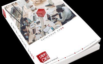 Le catalogue Plein Ciel 2020 est disponible